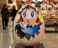 Egg Scramble by Noirin Dodd