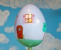 Eggs Door Neighbour by Karen McSweeney
