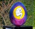 Eggolution (metamorphosis of being) by Rani Sheilagh