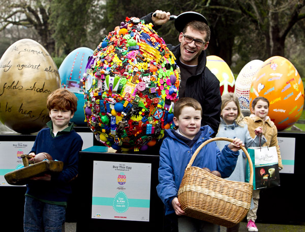 Big Egg Hunt Launch